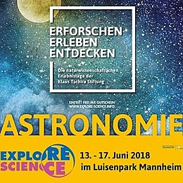 Explore Science: Astronomie